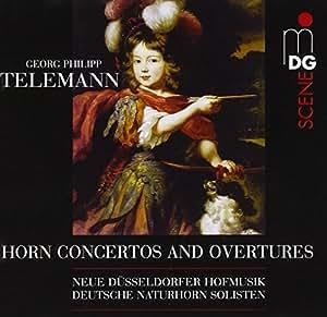 Horn Concertos & Ovs