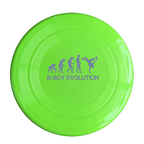 EVALY B-Boy Evolution 150 Gram Ultimate Sport Disc Frisbee KellyGreen (Ecco Dyson compare prices)