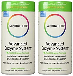 Rainbow Light Advanced Enzyme System 360 (360)