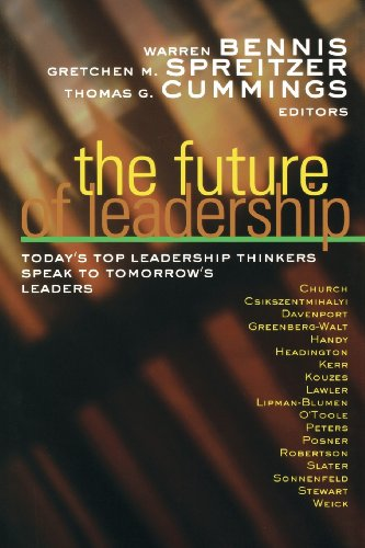 The Future of Leadership: Today's Top Leadership Thinkers...