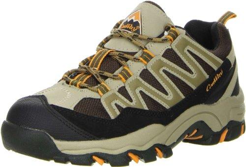 ConWay Damen Herren Trekkingschuhe beige, Größe:38;Farbe:Beige