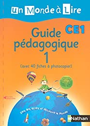 Un Monde à Lire CE1