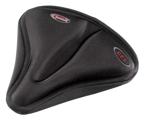 RavX Comfy Gel Touring Lycra Saddle Cover
