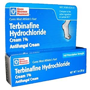 Terbinafine Hcl 1 Cream