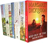 Margaret Dickinson Margaret Dickinson Collection 7 Books Set Pack RRP: £ 48.93 (Red Sky in the Morning, Suffragette Girl, Sons & Daughter, Sow The Seed, Without Sin, Plough The Furrow, Reap the Harvest) (Margaret Dickinson Collection)