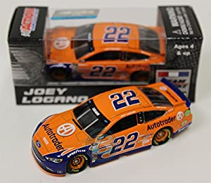 Lionel Racing C226865A9JL Joey Logano #22 Auto Trader 2016 Ford Fusion ARC HT NASCAR Official Diecast Vehicle (1:64 Scale)