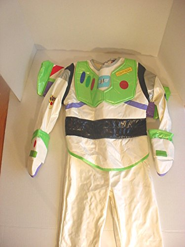 Disney Store Toy Story Buzz Lightyear Halloween Costume Child Size Small 5/6
