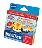 VTech InnoTab Software: Go! Go! Smart Wheels - Busy Day in Alphabet Town