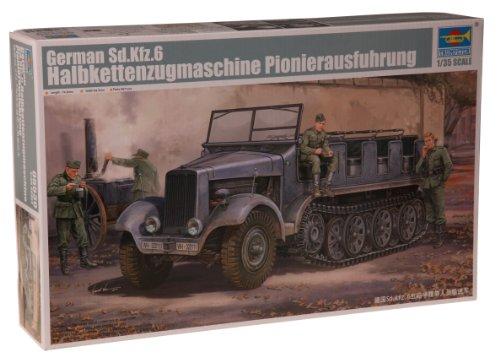 Trumpeter 1/35 German Sd.Kfz.6 Halbkettenzugmaschine # 05530