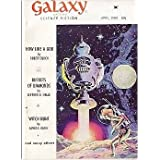 Galaxy Science Fiction Magazine, April 1969 (Vol. 28, No. 3) ~ James E. Gunn