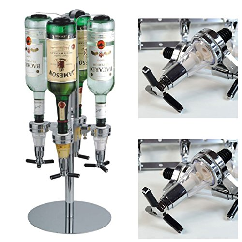 Wall Mounted Wine Dispenser Beer Cocktail Juice Dispensers Bar Home Pourer Machine (Coke Dispenser Machine compare prices)
