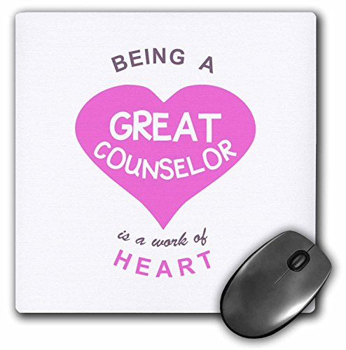 3drose-llc-8-x-8-x-025-inches-mouse-pad-being-a-great-counselor-is-a-work-of-heart-pink-care-giving-