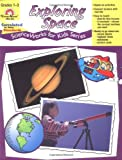 img - for Exploring Space, Grades 1-3 (Scienceworks for Kids series) book / textbook / text book