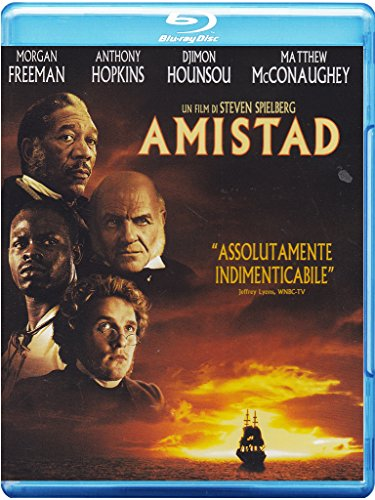 Amistad [Blu-ray] [IT Import]