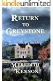 Return to Greystone (Greystone Series Book 3)