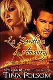 La Revoltosa de Amaury (Vampiros de Scanguards) (Spanish Edition)