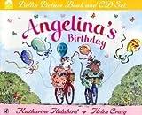 Katharine Holabird Angelina's Birthday (Angelina Ballerina)