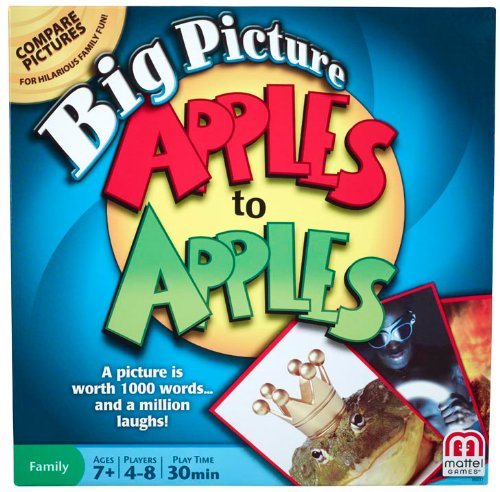Big Picture Apples To Apples Game (Big Picture Apples To Apples compare prices)