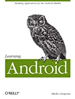 Learning Android ebook download