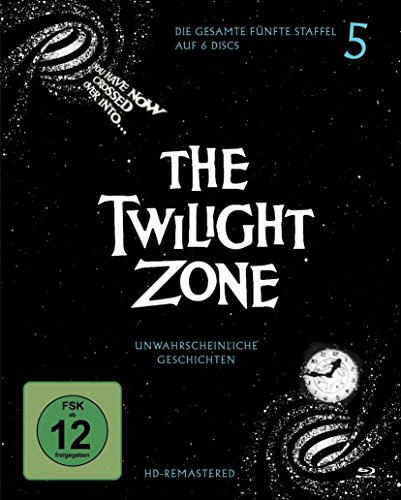 The Twilight Zone - Staffel 5 [Blu-ray]
