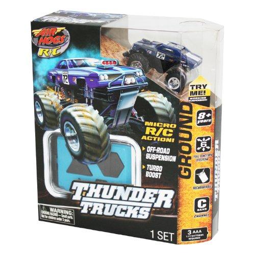 Air Hogs Xs Motors Thunder Trucks Coupe Blue