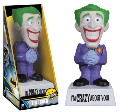 The Joker: I'm CRAZY about you - Funko Wisecracks Bobble-Head Figure - 1