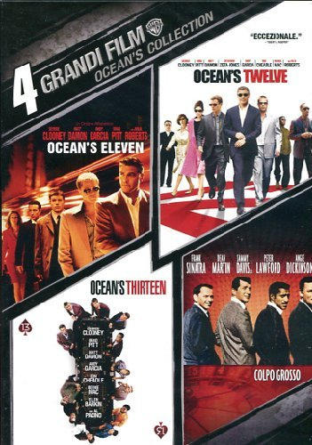 4 grandi film - Ocean's collection