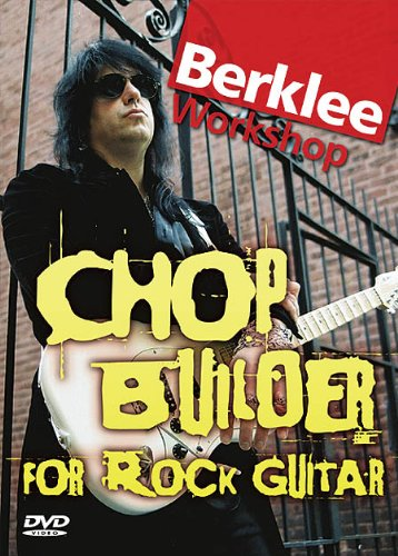 Chop Builder for Rock Guitar [DVD] [Region 1] [NTSC]