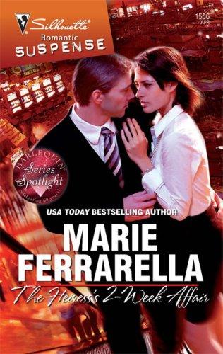 Image of The Heiress's 2-Week Affair (Silhouette Romantic Suspense)