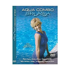 Buy Aquatic Fitness Instructional DVD by WaterWorkout