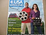 USA Weekend (October 1-3, 2010: Turn Movie Magic Into Life Lessons For Your Kids, Newspaper Supplement Magazine)