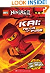 LEGO Ninjago Chapter Book: Kai, Ninja...