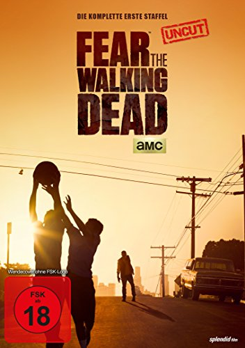 Fear the Walking Dead - Die komplette erste Staffel [2 DVDs]