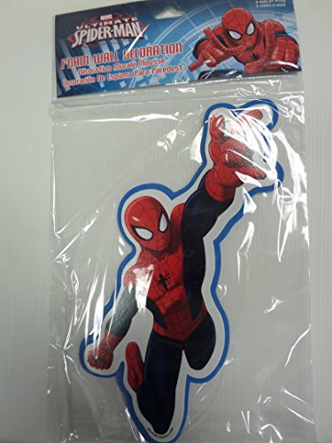 Marvel Flying Spiderman Foam Wall Decoration - 1