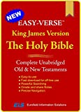 EASY-VERSE King James Version Holy Bible - SECURE Windows App [Download]