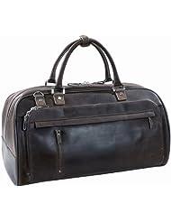 Harold's Antik Travel Bag Leather 52 cm