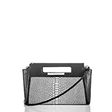 Lenox Clutch<br>White Cannes