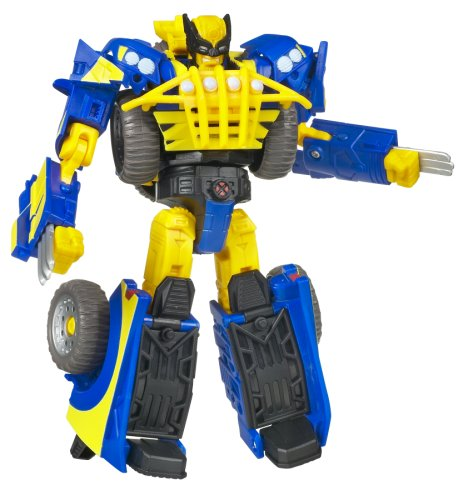 Marvel Legends Transformers Crossovers - Wolverine (Transformers Marvel Crossovers compare prices)