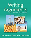 img - for Writing Arguments: A Rhetoric with Readings, Concise Edition (7th Edition) book / textbook / text book