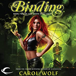Binding: Book Two of the Moon Wolf Saga | [Carol Wolf]