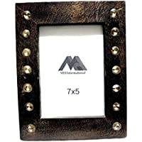 MH Craft Wooden Brown Photo Frame (Photo Size - 18x13 Cm, 1 Photos) …