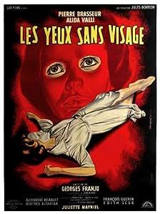 The Horror Chamber Of Dr Faustus Affiche Du Film Poster