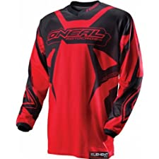 O'Neal Racing Element Racewear Youth Boys MotoX Motorcycle Red/Black