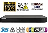 Samsung BD-H5900 Upgraded Wi-Fi Multi Region Zone Free Blu Ray DVD Player - PAL/NTSC 10