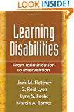 Learning Disabilities: From Identification to Intervention
