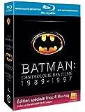 Coffret Batman - L'Intégrale - Blu-Ray - Edition Spéciale