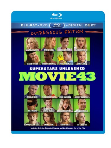 51yjnDYvQhL Movie 43 (Blu ray / DVD Combo)