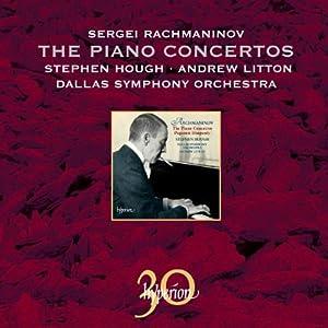 Rachmaninov: Piano Concertos Nos.1-4