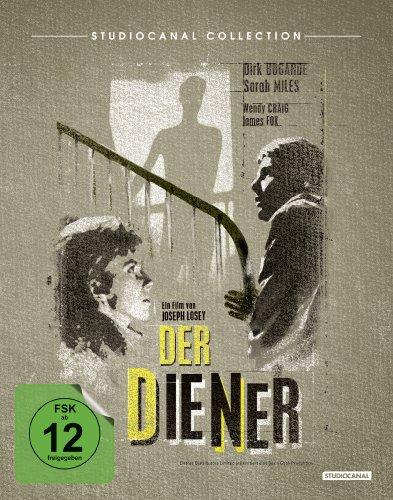 Der Diener  StudioCanal Collection [Bluray] Picture