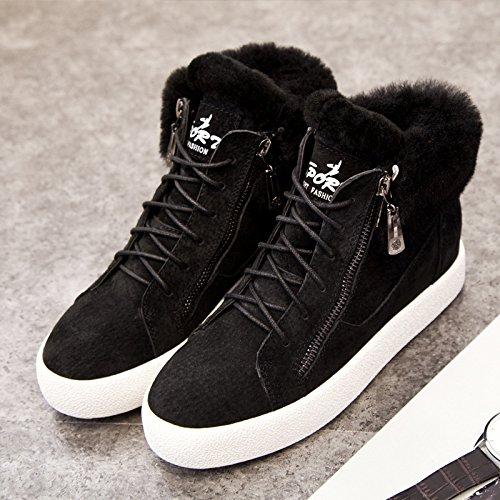 san-2016-inverno-nuovo-stile-scarpe-con-cashmere-e-pelle-aumentato-di-sottopelo-spesso-con-scarpe-al